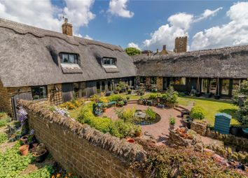 Thumbnail 4 bed detached house for sale in Swalcliffe, Banbury, Oxfordshire