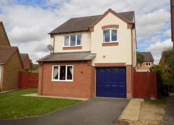 Thumbnail 3 bed detached house for sale in Pennine Way, Swindon