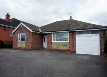 Thumbnail 3 bed detached bungalow for sale in Queens Drive, Ossett