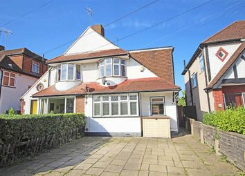 Thumbnail 3 bed semi-detached house for sale in Evelyn Close, Whitton, Twickenham