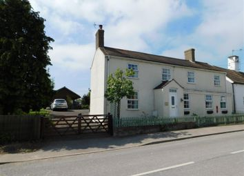 Thumbnail 4 bed detached house for sale in Welton-Le-Marsh, Spilsby, Lincs