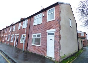 Thumbnail 3 bed terraced house to rent in Cooper Road, Preston