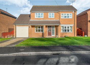 Thumbnail 4 bed detached house for sale in Fairfields, Holbeach, Spalding