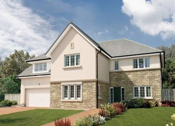 "Thumbnail 5 bed detached house for sale in ""The Ramsay At The Grove"" at Capelrig Road, Newton Mearns, Glasgow"