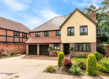 Thumbnail 5 bedroom detached house for sale in Trittons, Tadworth
