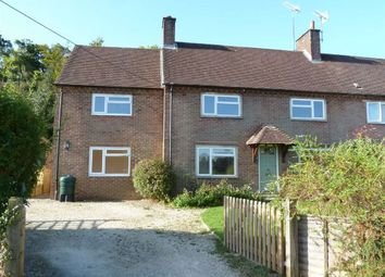 Thumbnail 4 bed semi-detached house for sale in Emmens Close, Checkendon, Checkendon Reading