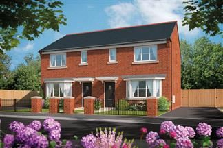 Thumbnail 3 bed semi-detached house for sale in Harris Drive, Bootle