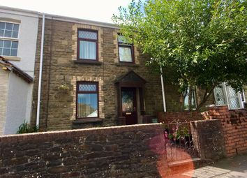Thumbnail 3 bed terraced house for sale in Francis Road, Morriston, Swansea