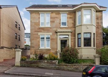 Thumbnail 1 bed flat for sale in Craigpark, Glasgow, Lanarkshire