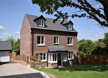 Thumbnail 5 bed detached house for sale in Reservoir Road, Gloucester