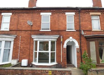 Thumbnail 3 bed terraced house for sale in Foster Street, Lincoln, Lincolnshire