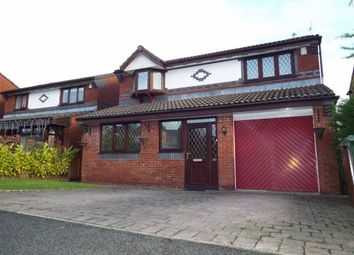 Thumbnail 4 bed detached house for sale in Ripon Hall Avenue, Ramsbottom, Greater Manchester