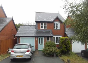 Thumbnail 3 bed detached house to rent in 16, Heatherwood, Forden, Welshpool, Powys