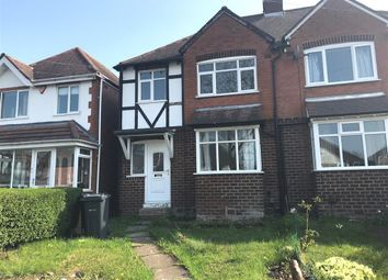 Thumbnail 3 bed property to rent in Woodleigh Avenue, Harborne, Birmingham