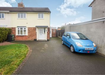 Thumbnail 3 bed semi-detached house for sale in Furlongs Road, Dudley