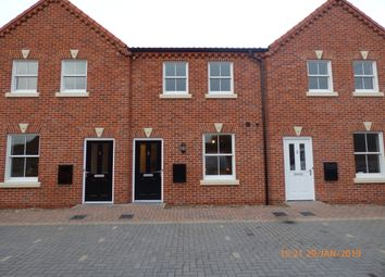 Thumbnail 3 bed terraced house to rent in Aldred Court, Ravensmere, Beccles