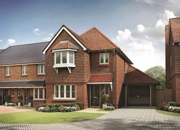 Thumbnail 3 bed detached house for sale in Nursery Gardens, Ash Green Lane West, Tongham