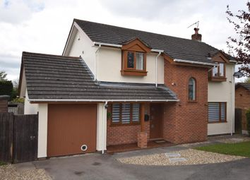 Thumbnail 4 bed detached house for sale in Bryn Cerrig, Lixwm, Holywell, Flintshire