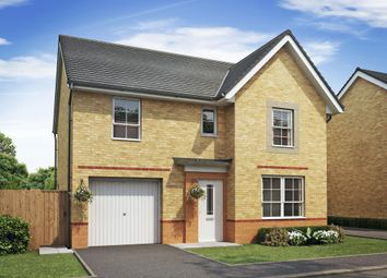 "Thumbnail 4 bed detached house for sale in ""Ripon"" at Dunnocksfold Road, Alsager, Stoke-On-Trent"