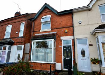 Thumbnail 4 bed end terrace house for sale in Addison Road, Kings Heath, Birmingham