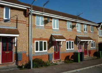 Thumbnail 2 bed terraced house to rent in Deacon Drive, Hethersett, Norwich