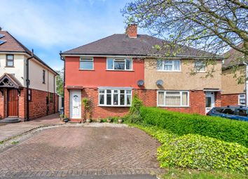 Thumbnail 3 bed semi-detached house for sale in Littlewood Road, Cheslyn Hay, Walsall