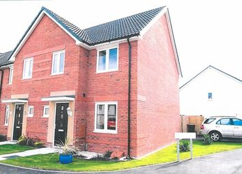Thumbnail 3 bed semi-detached house to rent in Balmoral Drive, Bridgwater