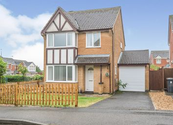 Thumbnail Detached house for sale in Merestone Road, Corby