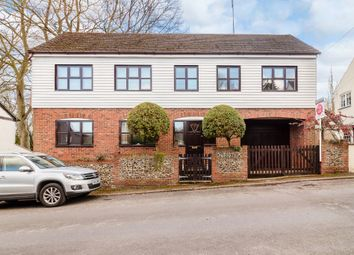 Thumbnail 4 bed detached house to rent in London Road, Farningham