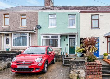 Thumbnail 2 bed terraced house for sale in Parc Avenue, Morriston, Swansea