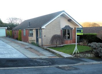 Thumbnail 3 bed detached bungalow for sale in Heatherside Road, Ramsbottom, Bury