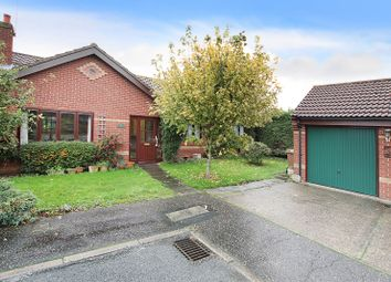 Thumbnail 3 bed detached bungalow for sale in Marsh Close, Martham, Great Yarmouth