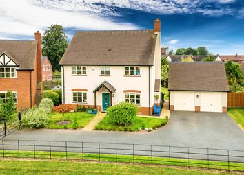 4 bed detached house for sale in Manor Green, Childs Ercall, Market Drayton TF9