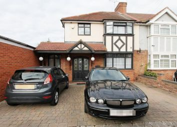 Thumbnail 5 bed end terrace house to rent in Ashford Avenue, Hayes
