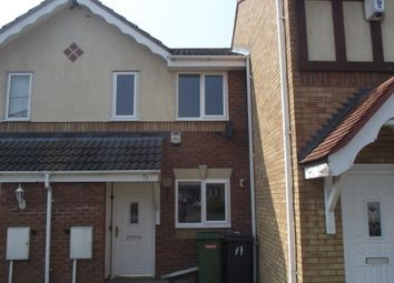 Thumbnail 2 bed terraced house to rent in Cherrywood Green, Bilston