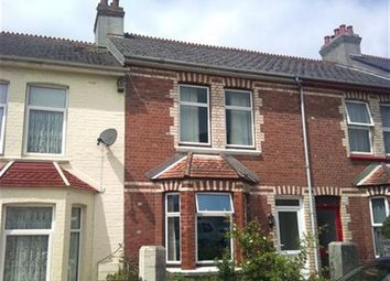 Thumbnail 3 bed property to rent in Watts Park Road, Plymouth, Devon