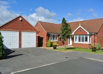 Thumbnail 3 bed detached bungalow for sale in Springwood Drive, Mansfield Woodhouse, Mansfield