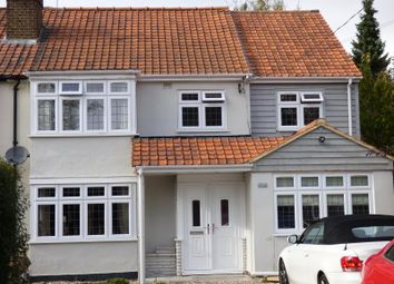 Thumbnail 5 bed semi-detached house for sale in Roman Road, Ingatestone, Essex