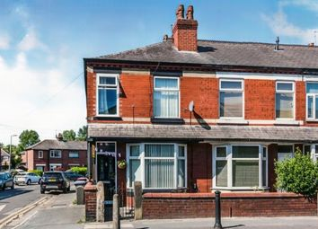 Thumbnail 4 bed end terrace house for sale in Worsley Road, Eccles, Salford, Greater Manchester