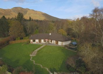 Thumbnail 4 bed bungalow for sale in Balmaha, Glasgow