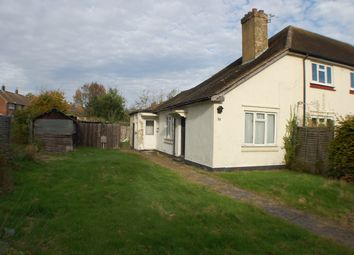 Thumbnail 1 bed semi-detached bungalow for sale in Plough Lane, Stoke Poges