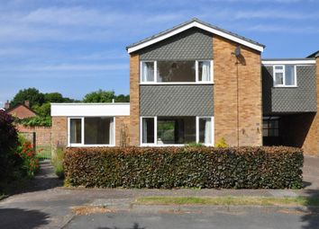 Thumbnail 4 bed link-detached house for sale in Quintons Corner, East Bergholt, Colchester