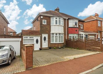Thumbnail 2 bed semi-detached house for sale in Turret Road, Denton Burn, Newcastle Upon Tyne
