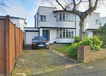 Thumbnail 3 bed semi-detached house to rent in Fairfield Road, Petts Wood, Orpington