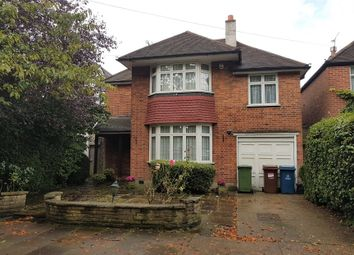 Thumbnail 5 bed detached house to rent in London Road, Stanmore