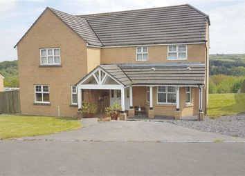 Thumbnail 4 bedroom detached house for sale in Home Farm Way, Penllergaer, Swansea