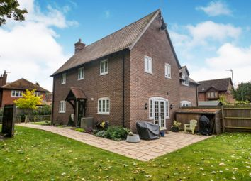 Thumbnail 3 bed semi-detached house for sale in School Road, Newbury