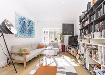 Thumbnail 3 bed flat for sale in Burgess Mews, London