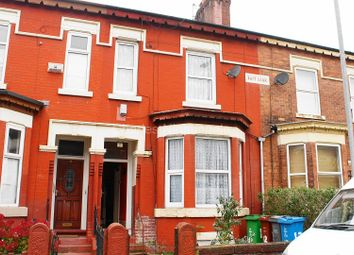 Thumbnail 4 bedroom terraced house for sale in Marshall Road, Manchester, Greater Manchester.