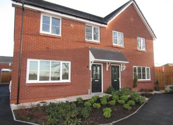 Thumbnail 3 bed semi-detached house to rent in Pelton Close, Northwich